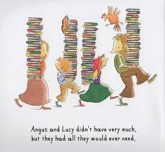 children who loved books