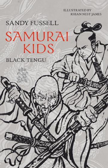 Black Tengu cover