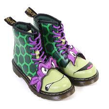 whitsunday ninja turtle shoes