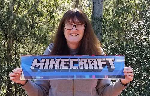 Sandy Minecrafts